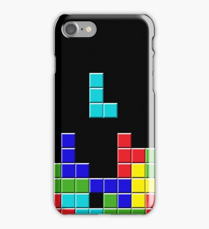 Classic Tetris iPhone Case iPhone Case/Skin