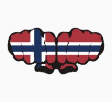 Norwegian Fists Kids Clothes