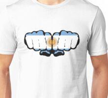 Argentinian Fists Unisex T-Shirt