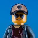 Chris Lowe Portrait by littleartists