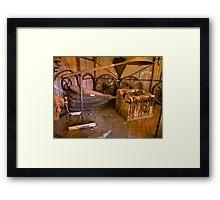 Blacksmith Framed Print
