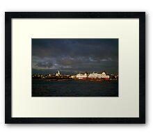 Helsinki 2000 Framed Print