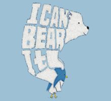 Can you bear it? He Can. Kids Clothes
