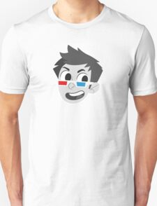 10 in 3D glasses  T-Shirt