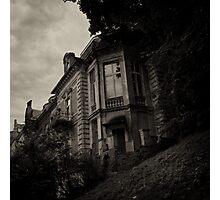 Haunted I Photographic Print