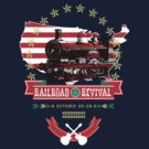 Railroad Revival Contest Entry by nowaitwhat
