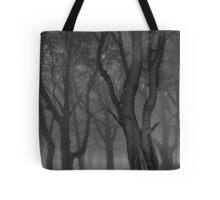 Moonlit copse Tote Bag