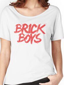 'Brick Boys' Women's Relaxed Fit T-Shirt