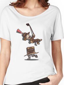 Snaaaaake! Women's Relaxed Fit T-Shirt