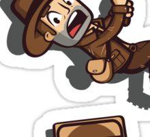Snaaaaake! Sticker