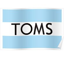 Toms  Poster