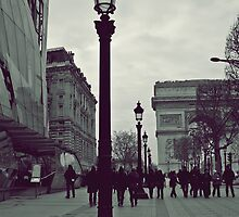 Arche De Triomphe #2 by amylauroo
