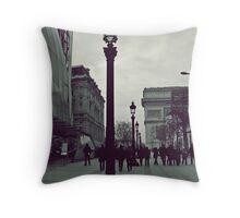 Arche De Triomphe #2 Throw Pillow
