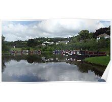 Narrow Boats  Poster
