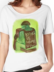 Bring us Home Women's Relaxed Fit T-Shirt