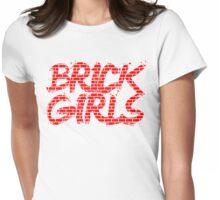 'Brick Girls' Womens Fitted T-Shirt
