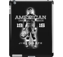 jim thorpe iPad Case/Skin