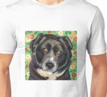 "Sweet Rescue Dog ""Zoe"" Unisex T-Shirt"