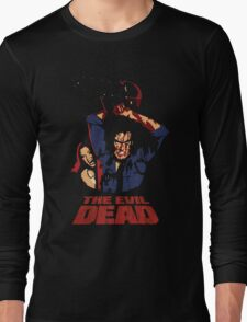 The Evil Dead Long Sleeve T-Shirt