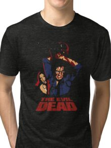 The Evil Dead Tri-blend T-Shirt