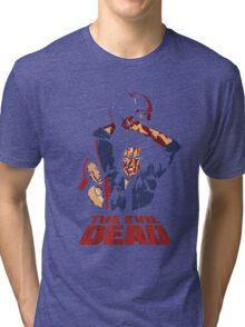 The Evil Dead Tri-blend T-Shirt