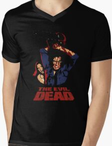 The Evil Dead Mens V-Neck T-Shirt