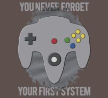 You Never Forget Your First System by Graphox
