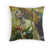 Rinascimento Throw Pillow