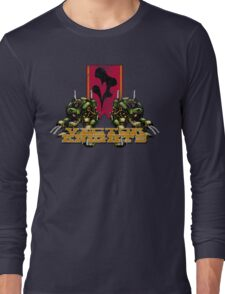 The Vector Knights Long Sleeve T-Shirt