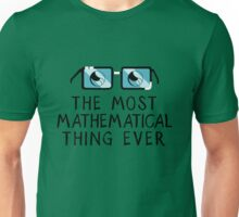 The Most Mathematical Thing Ever! Unisex T-Shirt