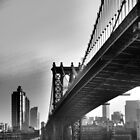 Beneath the Manhattan by PhosGraphe