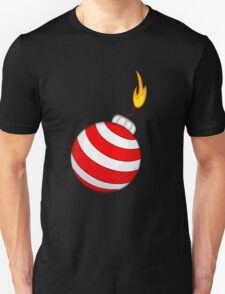 Christmas bomb decoration T-Shirt