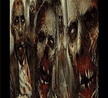Zombie by densestcoronet7