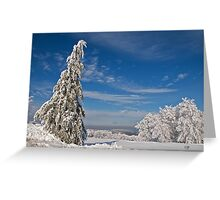 Nothing But Blue Skies Greeting Card