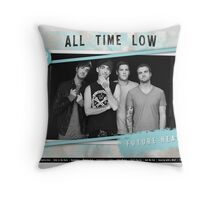 All Time Low - Future Hearts  Throw Pillow