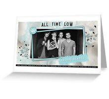 All Time Low - Future Hearts  Greeting Card