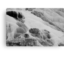 Yellowstone Hot Spring III Canvas Print
