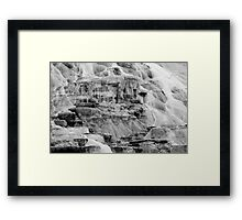 Yellowstone Hot Spring IV Framed Print