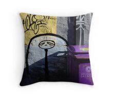 La Lug 11 2786 Throw Pillow