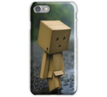 Sad Sweet Robot iPhone Case/Skin