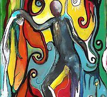 Tin Man by F. Magdalene Austin
