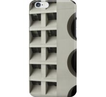 Building shapes iPhone Case/Skin