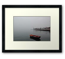 Color in a grey day II  Framed Print