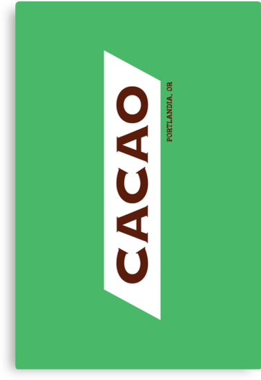 Cacao! by BasqueInk