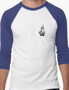Just Vivi - Monochrome sml Men's Baseball ¾ T-Shirt
