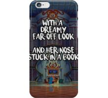 Belle's Library iPhone Case/Skin