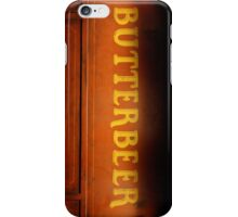 Butterbeer in Hogsmeade iPhone Case/Skin