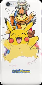 Taste The Rainbow! (Pokemon) by fuggleberry