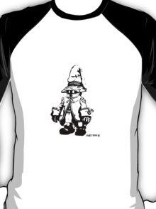 Just Vivi - Monochrome Lrg T-Shirt