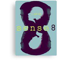 Sense 8 Canvas Print